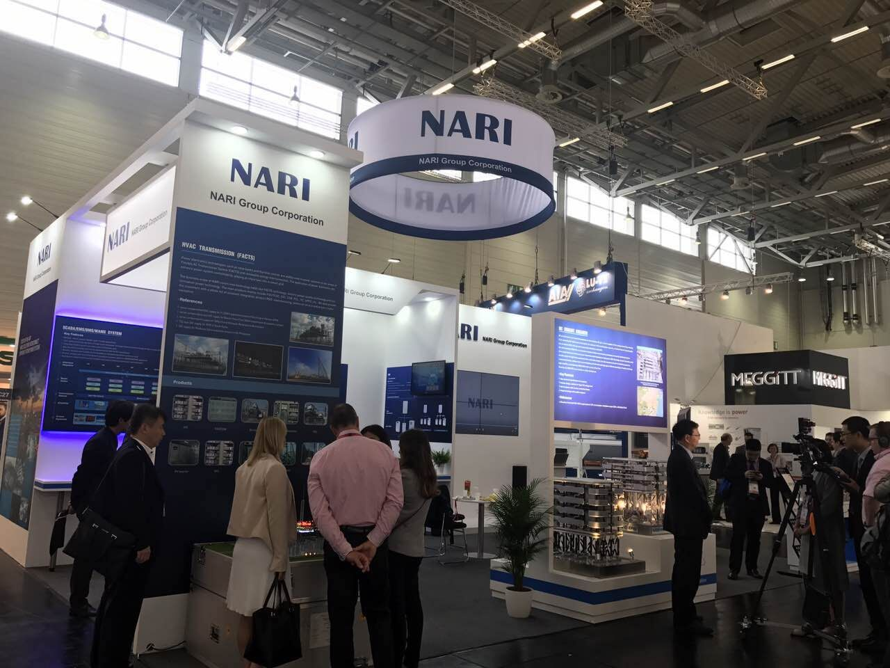 NARI to attend the 25th Power-Gen Europe